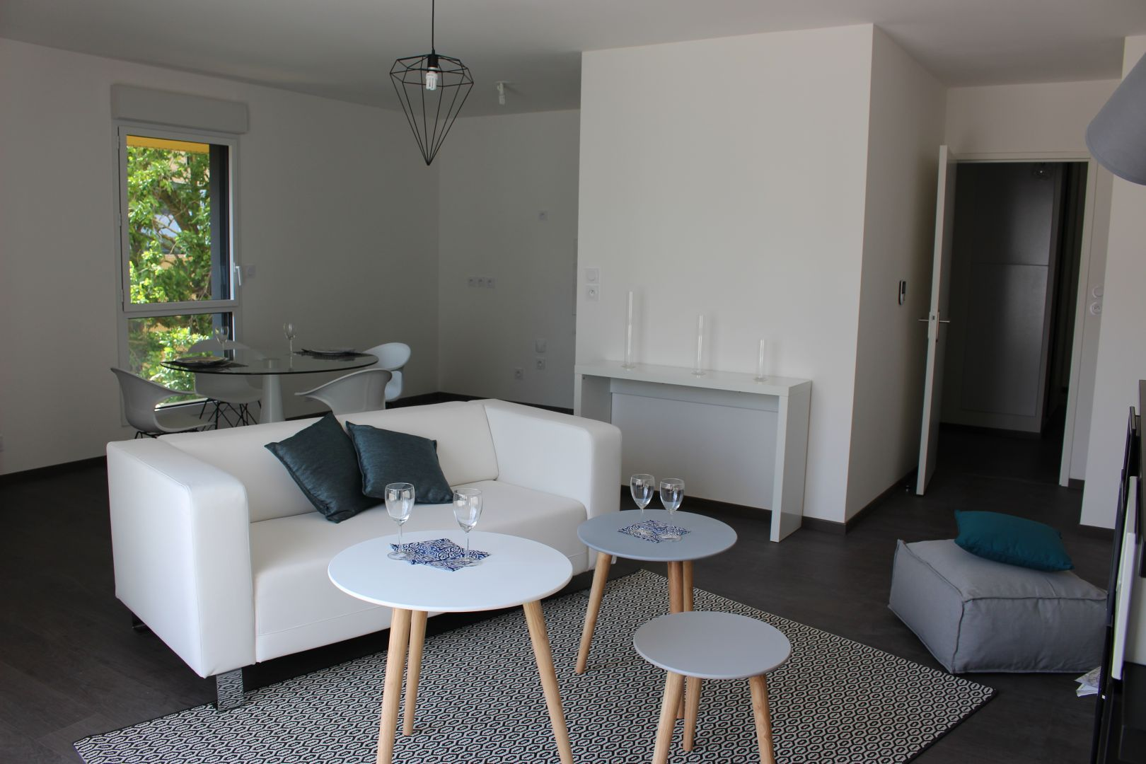APPARTEMENT TEMOIN - RESIDENCE EQUATORIA - RENNES