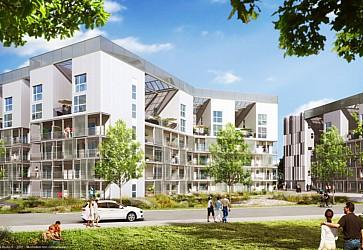 appartement - ENERGIS 2 - RENNES