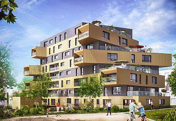 logement - EQUATORIA - RENNES