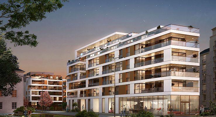 appartement - LE CIPRIANI - Rennes